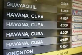 Cuba Airport